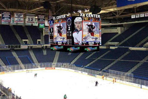 XL Center Renovation Updates | Hartford Wolf Pack